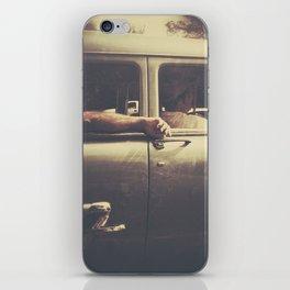 Cruising Woodward iPhone Skin