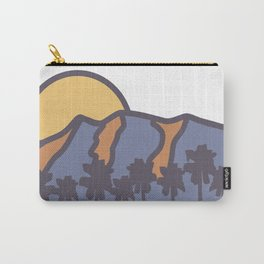 California South Landscape Carry-All Pouch
