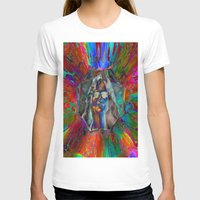hippy T-shirts featuring Hippy Girl by PerfectImperfections