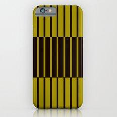 Quagga Zebras Play Piano Duet Slim Case iPhone 6s