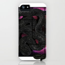 Snakelicious iPhone Case