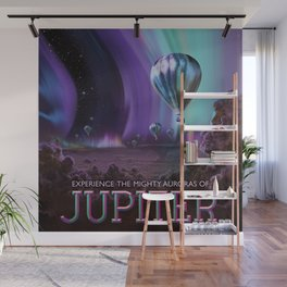 Jupiter Poster Wall Mural