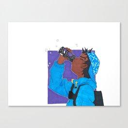 Grape Drank Canvas Print