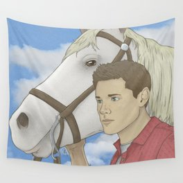 Jensen and Shadow Wall Tapestry
