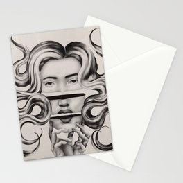 Severed Thoughts Stationery Cards