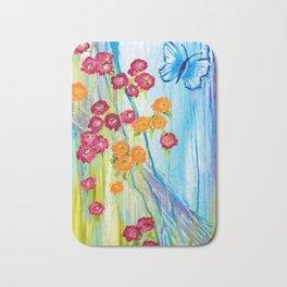 Beautiful Blossoms Bath Mat