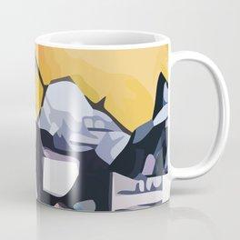 Abstract 100 #1 Coffee Mug
