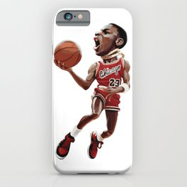 JORDAN ! iPhone Case