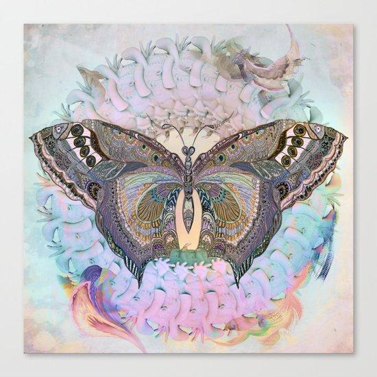 Pureform Canvas Print