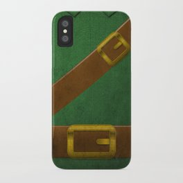 Video Game Poster: Adventurer iPhone Case