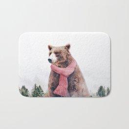 Cold Bear Bath Mat