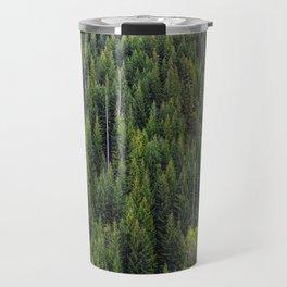 Wall of Trees Travel Mug