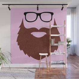 Bearded Mac Guy Wall Mural