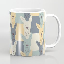 Kangaroos Coffee Mug