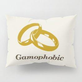 Gamophobic Pillow Sham