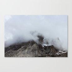 Untitled IV Canvas Print