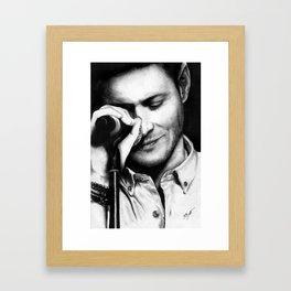 JA Framed Art Print