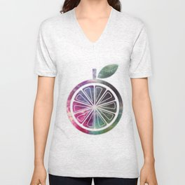 Shaded fruit Unisex V-Neck