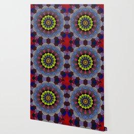 Boom mandala Wallpaper