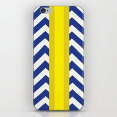 George Summer Chevron iPhone & iPod Skin