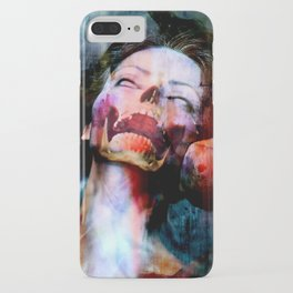 Infrared Dream iPhone Case