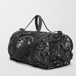 Black Cats are Good Luck Duffle Bag