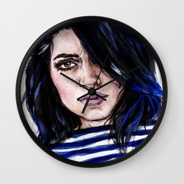 Kylie Jenner Wall Clock
