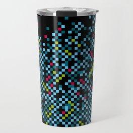 Pixel Travel Mug