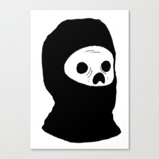 Stealth Zombie  Canvas Print