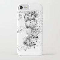 putin iPhone & iPod Cases featuring Kuba by Andreas Derebucha