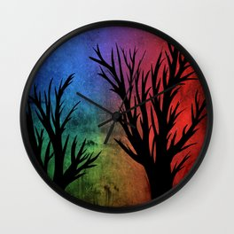 Night and Day Wall Clock