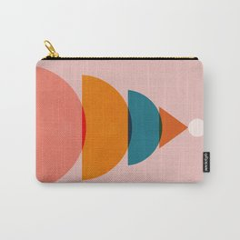 Abstraction_XMAS_Celebration_Minimalism_001 Carry-All Pouch