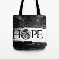 oakland Tote Bags featuring Oakland, California by Catie
