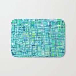 Re-Created  Checks 18 Bath Mat