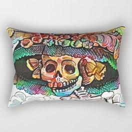 Katrina Guadalupe Rectangular Pillow