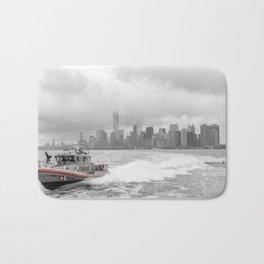 Coast Guard and NYC Bath Mat