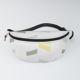 Geometric Confetti (Tropical Party) Fanny Pack