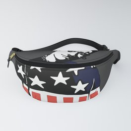 Keith Prodigy Black and Grey *All proceeds donated to charity* Fanny Pack