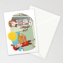 Sunny Surprise Stationery Cards