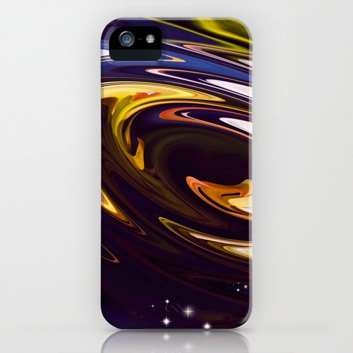 """Distant Galaxy"" Print iPhone Case"