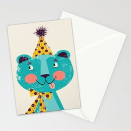 Blue-beary Stationery Cards