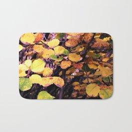 Autumn Palette Bath Mat