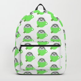 St. Patrick's Hedgehog Backpack