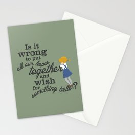 Something Better Stationery Cards