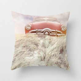 Follow Your Dreams Square Throw Pillow