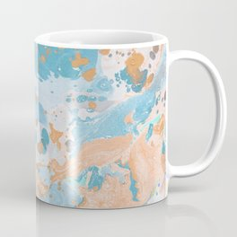 Summer watercolor drops Coffee Mug