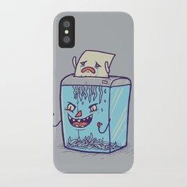 Enjoying your dayjob iPhone Case