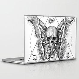 Engraving - Moth Laptop & iPad Skin