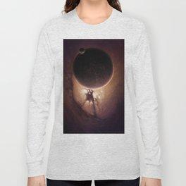 Strangers Planet Long Sleeve T-shirt