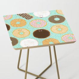Donuts! Cute and yummy donut friends. Side Table